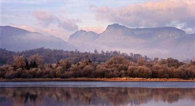 Lake District Guided Walks The Langdale Pikes