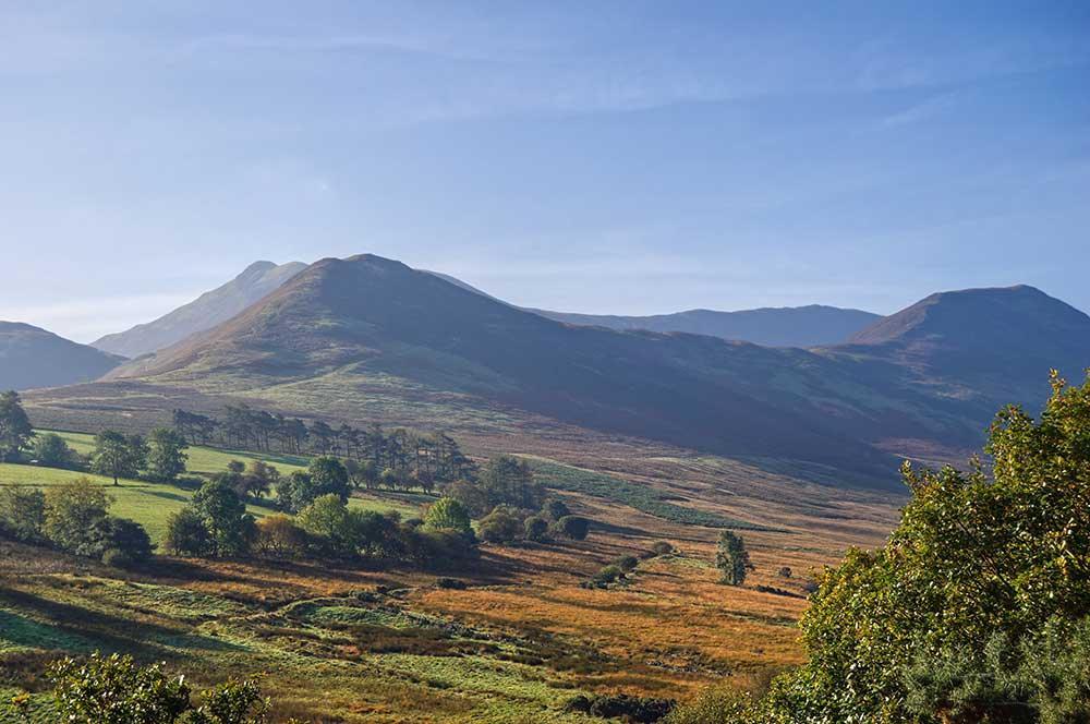 The Coledale Horseshoe