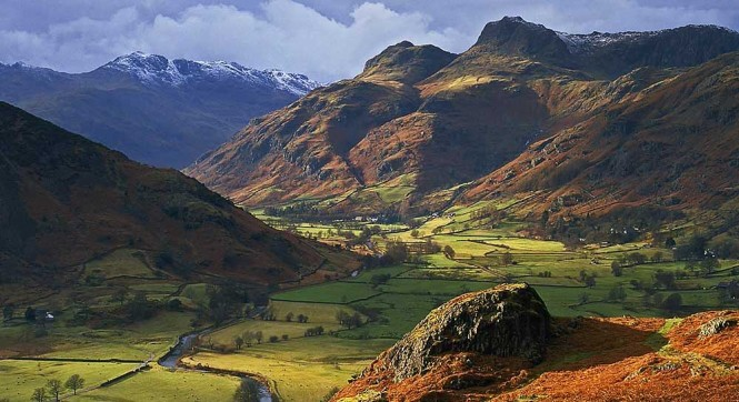 Langdale Pikes Guided Walk