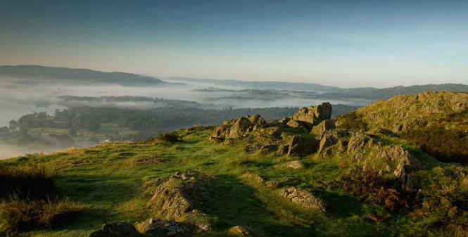 Loughrigg Fell Guided Walk