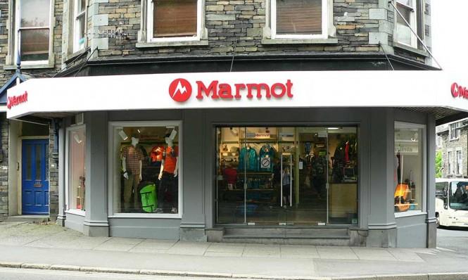 Marmot Store Ambleside