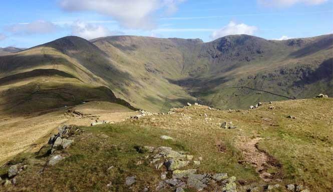 Lake District Guided Walks The Fairfield Horseshoe
