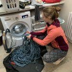 Rope Washing