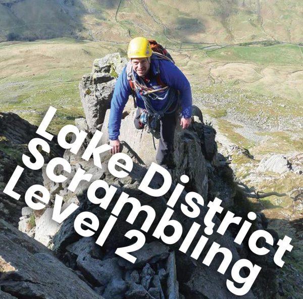 Lake District Scrambling Level 2