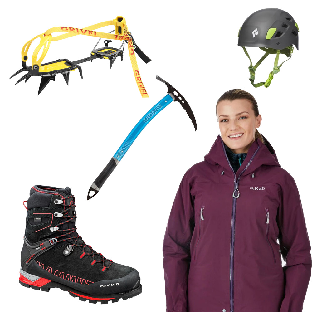 Lake District Hire Kit