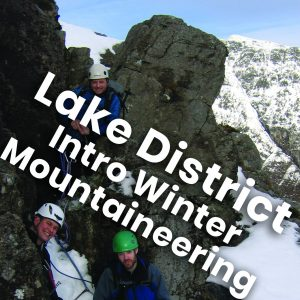 Lake District Intro Winter Mountaineering