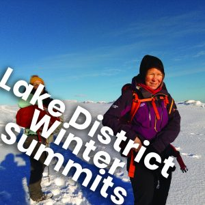 Lake District Winter Summits